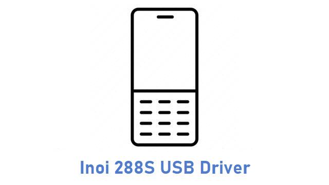 Inoi 288S USB Driver