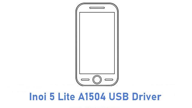 Inoi 5 Lite A1504 USB Driver