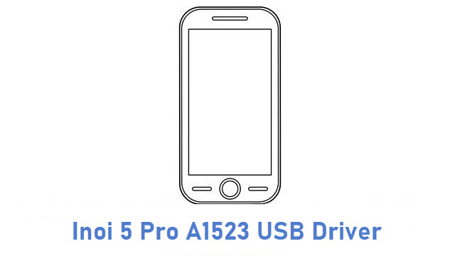 Inoi 5 Pro A1523 USB Driver