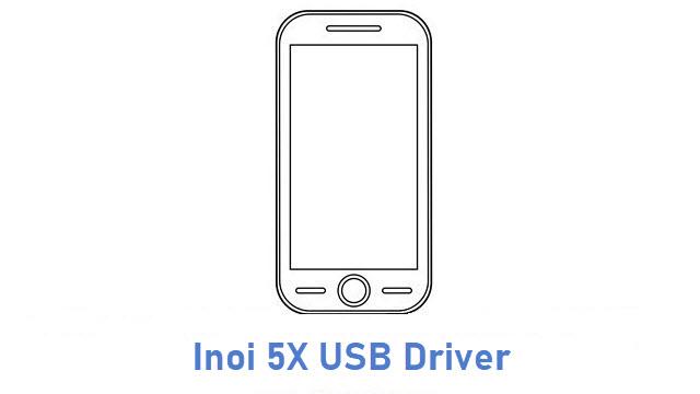 Inoi 5X USB Driver