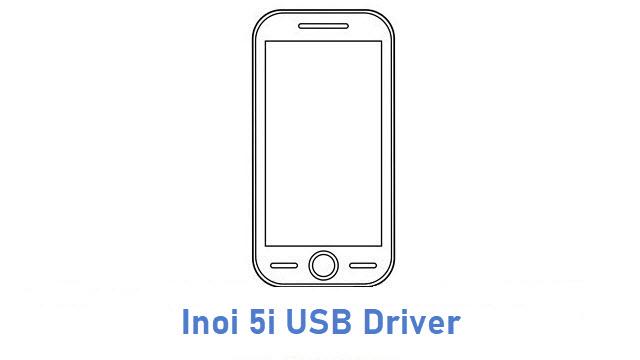 Inoi 5i USB Driver