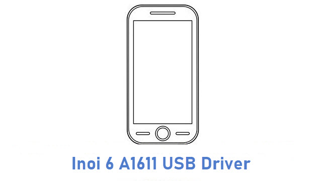 Inoi 6 A1611 USB Driver