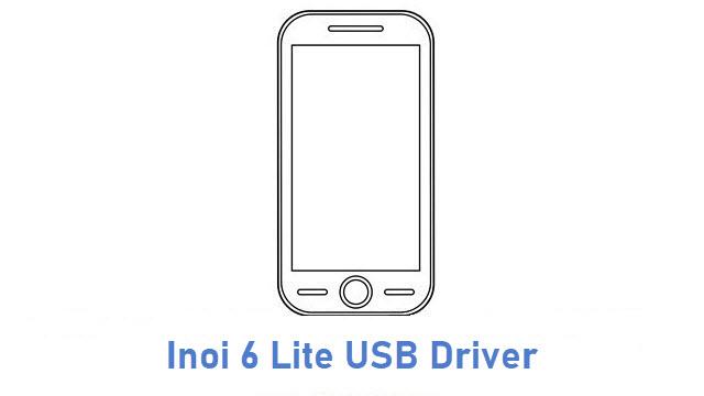 Inoi 6 Lite USB Driver