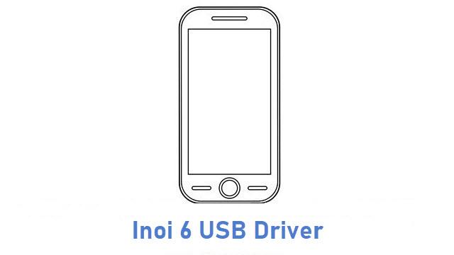 Inoi 6 USB Driver