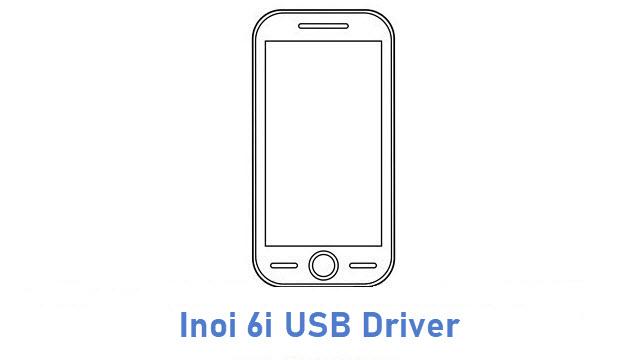 Inoi 6i USB Driver