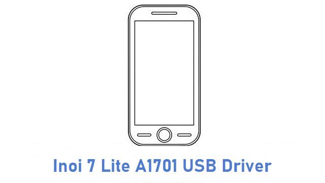 Inoi 7 Lite A1701 USB Driver