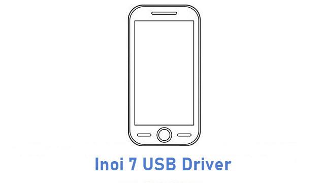 Inoi 7 USB Driver