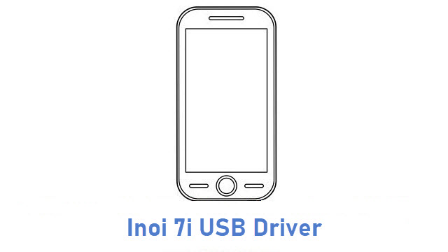Inoi 7i USB Driver