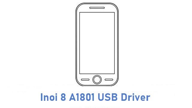 Inoi 8 A1801 USB Driver