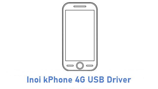Inoi kPhone 4G USB Driver
