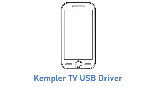Kempler TV USB Driver