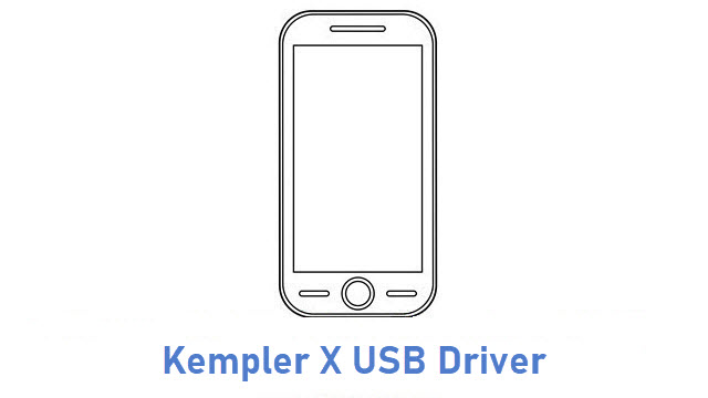 Kempler X USB Driver