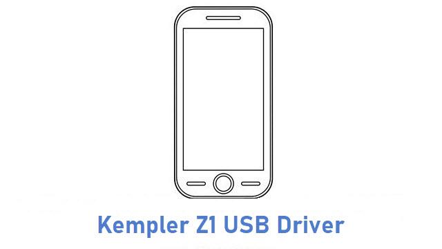 Kempler Z1 USB Driver