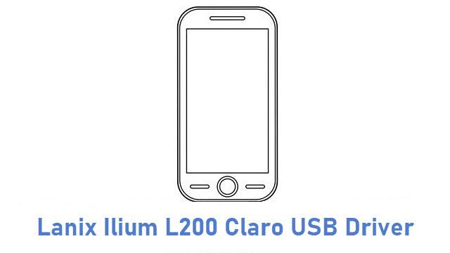 Lanix Ilium L200 Claro USB Driver
