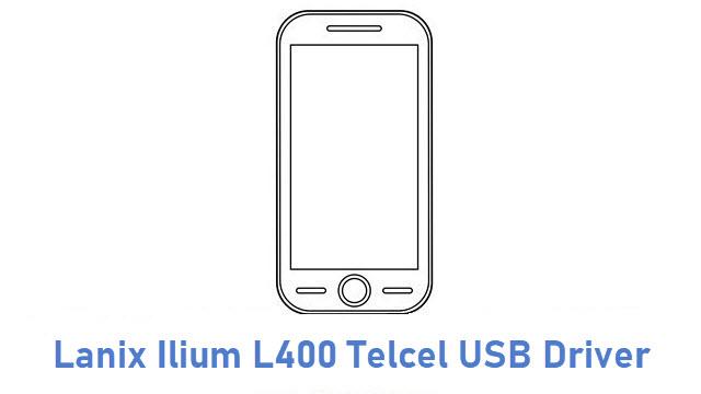 Lanix Ilium L400 Telcel USB Driver