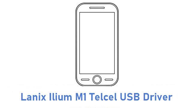 Lanix Ilium M1 Telcel USB Driver