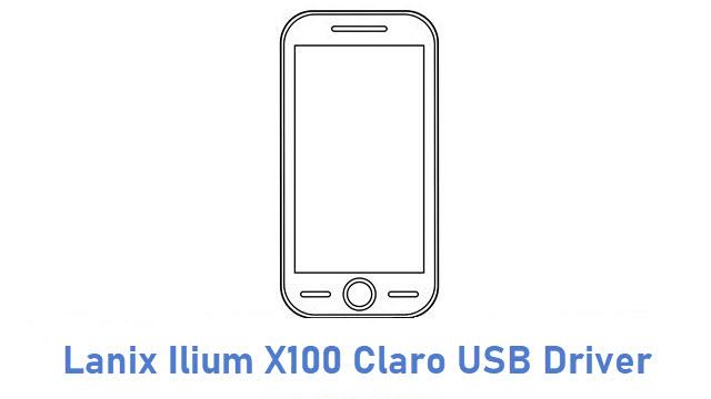 Lanix Ilium X100 Claro USB Driver