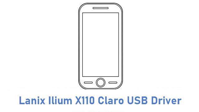 Lanix Ilium X110 Claro USB Driver