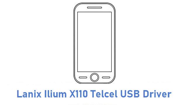 Lanix Ilium X110 Telcel USB Driver