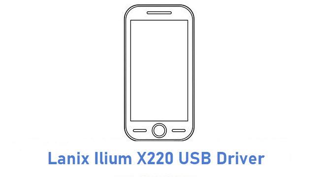 Lanix Ilium X220 USB Driver