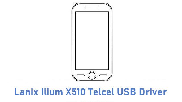 Lanix Ilium X510 Telcel USB Driver