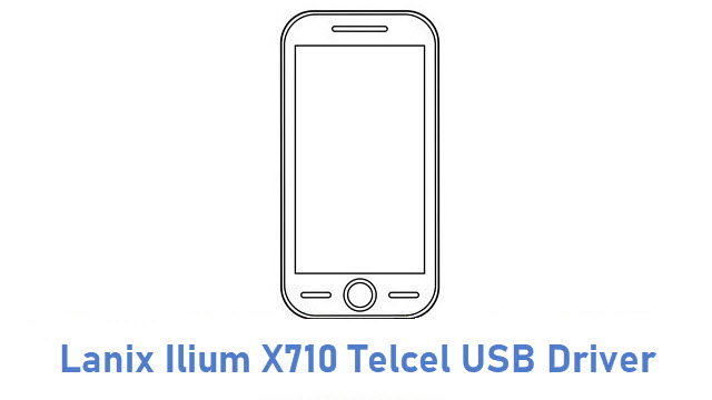 Lanix Ilium X710 Telcel USB Driver