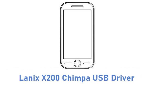 Lanix X200 Chimpa USB Driver