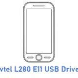 Lvtel L280 E11 USB Driver