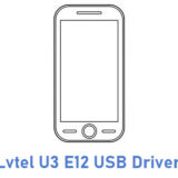 Lvtel U3 E12 USB Driver