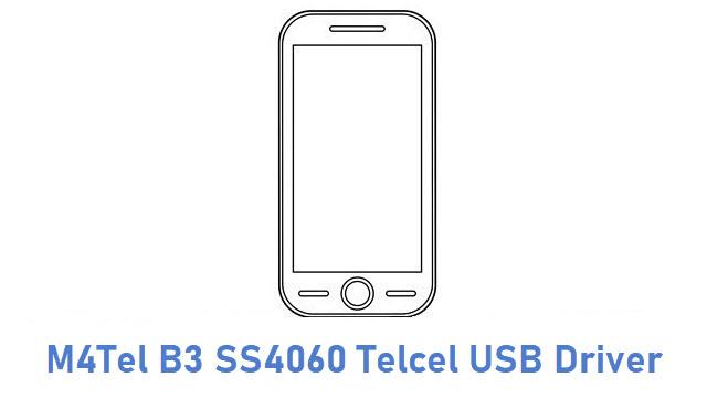 M4Tel B3 SS4060 Telcel USB Driver