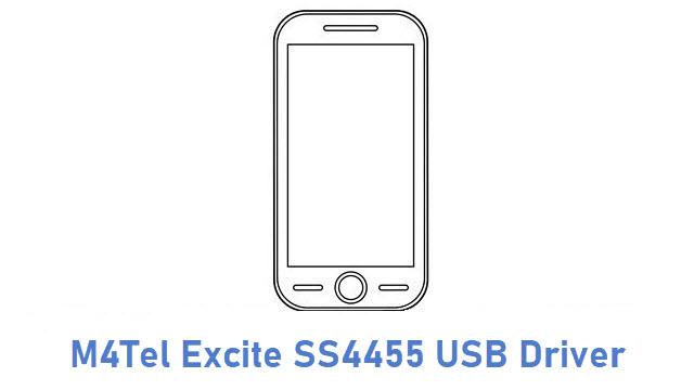 M4Tel Excite SS4455 USB Driver