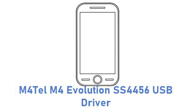 M4Tel M4 Evolution SS4456 USB Driver