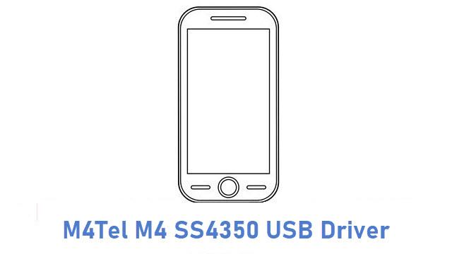 M4Tel M4 SS4350 USB Driver