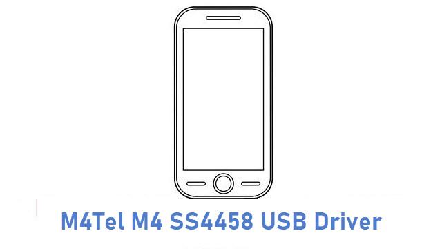 M4Tel M4 SS4458 USB Driver