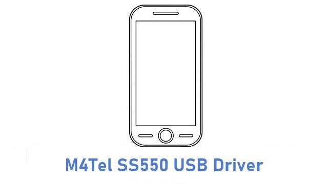 M4Tel SS550 USB Driver