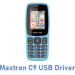 Maxtron C9 USB Driver
