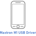 Maxtron M1 USB Driver