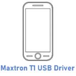 Maxtron T1 USB Driver