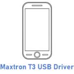Maxtron T3 USB Driver