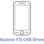 Maxtron V12 USB Driver
