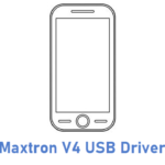 Maxtron V4 USB Driver