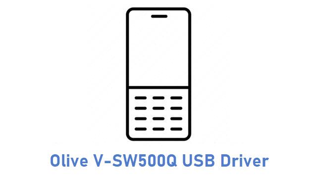 Olive V-SW500Q USB Driver