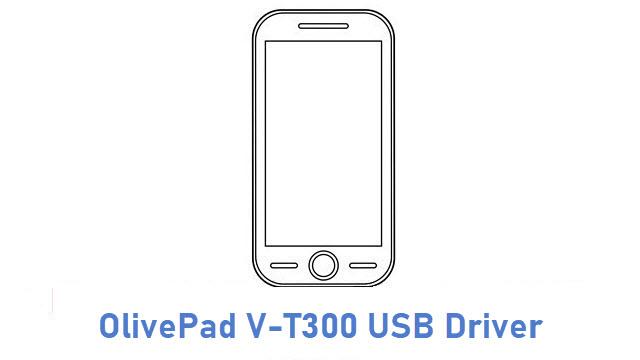 OlivePad V-T300 USB Driver