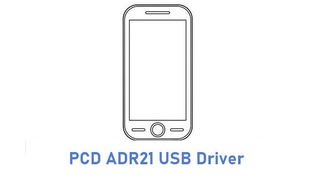 PCD ADR21 USB Driver