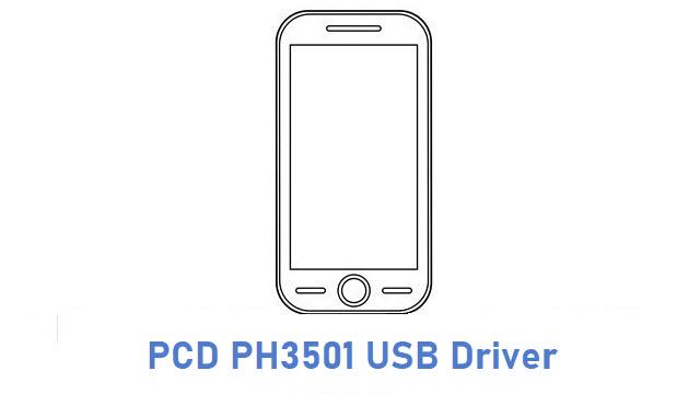 PCD PH3501 USB Driver