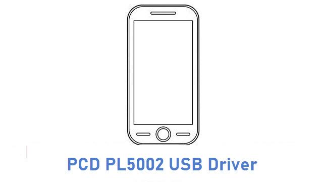 PCD PL5002 USB Driver