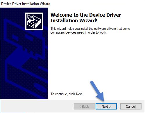 Spreadtrum Jungo Driver Installation Wizard