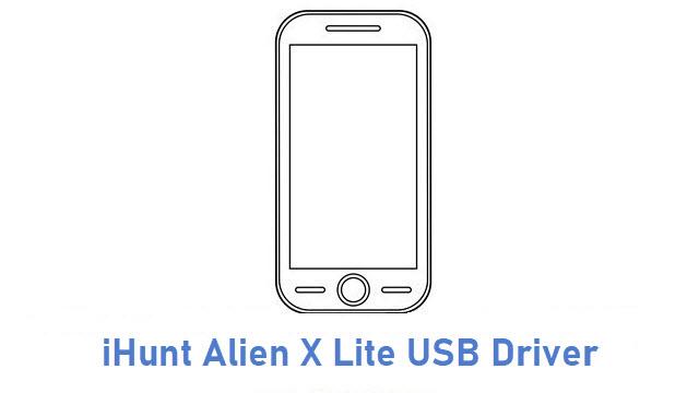 iHunt Alien X Lite USB Driver