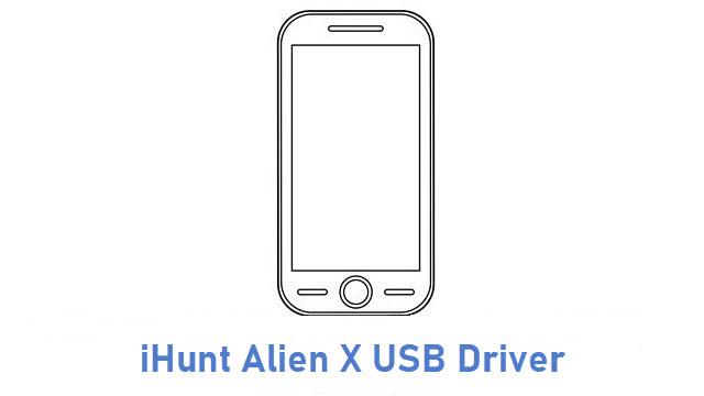 iHunt Alien X USB Driver