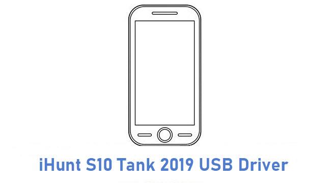 iHunt S10 Tank 2019 USB Driver